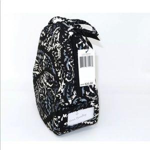 Vera Bradley Paisley Noir Lunch bag new!